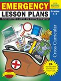 Emergency Lesson Plans: Grades 1,2 (Enhanced eBook)