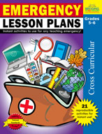 Emergency Lesson Plans: Grades 5,6