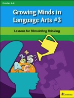 Growing Minds in Language Arts #3