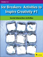 Ice Breakers: Activities to Inspire Creativity #1
