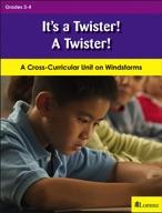 It's a Twister! A Twister!
