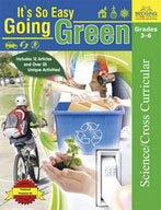 It's So Easy Going Green (Enhanced eBook)