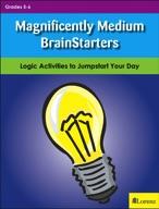 Magnificently Medium BrainStarters