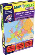 Map Skills: Europe