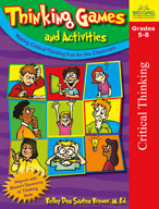 Thinking Games and Activities (Enhanced eBook)