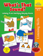 What's That Sound? (Enhanced eBook)