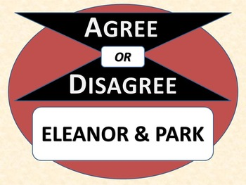 ELEANOR & PARK - Agree or Disagree Pre-reading Activity
