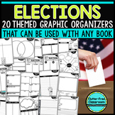 ELECTION | Graphic Organizers for Reading | Reading Graphi