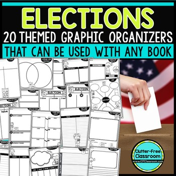 ELECTION   Graphic Organizers for Reading   Reading Graphi