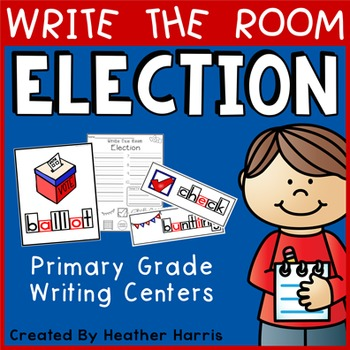 ELECTION Write the Room Kit