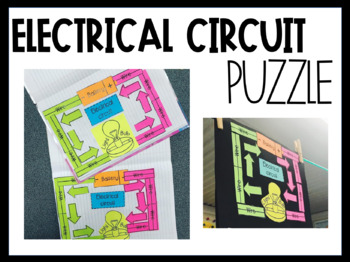 ELECTRICAL CIRCUIT PUZZLE