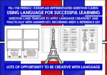 FRENCH DAYS DATES MONTHS SEASONS TASK CARDS