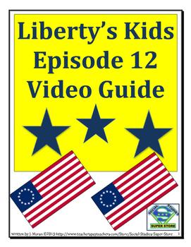 ELEMENTARY- Liberty's Kids Video Guide #12-Common Sense