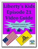 ELEMENTARY- Liberty's Kids Video Guide #21 Sybil Ludington