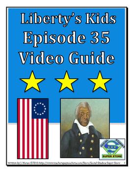 ELEMENTARY- Liberty's Kids Video Guide #35 - James Armistead