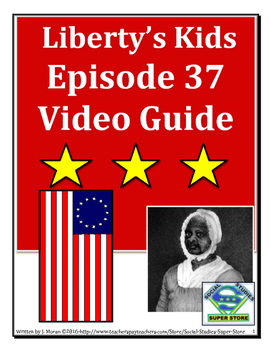 ELEMENTARY- Liberty's Kids Video Guide #37 - Born Free and Equal