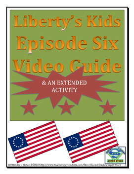 ELEMENTARY- Liberty's Kids Video Guide #6-The Shot Heard Around the World
