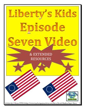 ELEMENTARY- Liberty's Kids Video Guide #7- Green Mountain Boys