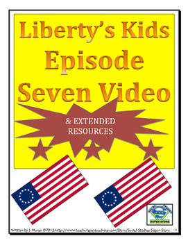 ELEMENTARY- Liberty's Kids Video Guide #7- Green Mountain Boys