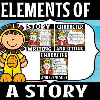 ELEMENTS OF A STORY BUNDLE