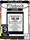 ELEMENTS OF ART FLIPBOOK- COLOR