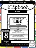 ELEMENTS OF ART FLIPBOOK- LINE