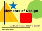 ELEMENTS OF DESIGN - PowerPoint