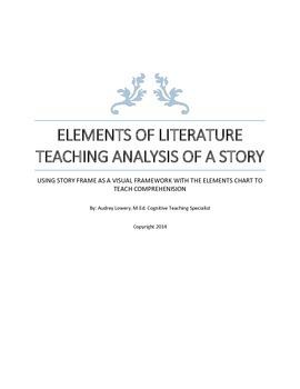ANALYSIS OF LITERATURE