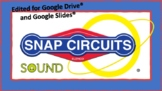 ELENCO Snap Circuits® Sound - ***STEAM ACTIVITY*** Composi