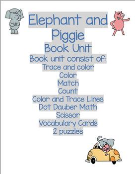 An elephant and piggie book pdf