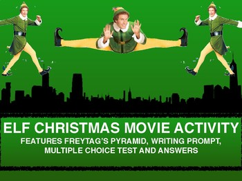 ELF MOVIE GUIDE, CHRISTMAS ACTIVITY