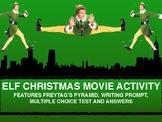 ELF MOVIE GUIDE, CHRISTMAS ACTIVITY