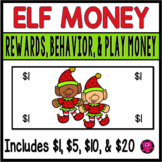 Kindness Elf Dramatic Play Money