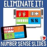 ELIMINATE IT! Number Sense Slides