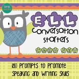 ELL Conversation Starters