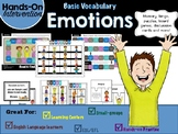 ELL / ESL Hands-on Intervention: Emotions