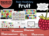 ELL / ESL Hands-on Intervention: Fruit
