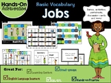 ELL / ESL Hands-on Intervention: Jobs
