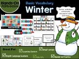 ELL / ESL Hands-on Intervention: Winter