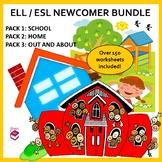 ELL / ESL NEWCOMER BUNDLE