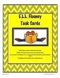 ELL Fluency Task Cards