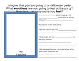 ELL Halloween Activity