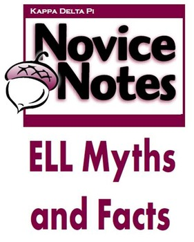 ELL Myths and Facts
