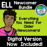 ELL Newcomer Bundle for Upper Grades