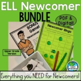 ELL Newcomer Bundle for Upper Grades