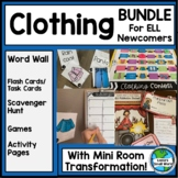 ELL Newcomer Clothing Bundle