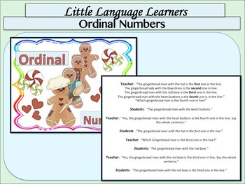 ELL Newcomers:  Colors, Shapes, and Numbers