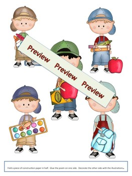 ELL Newcomers' First Day in New School Activities