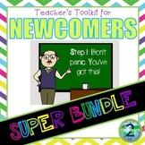 ELL Newcomers Teacher Toolkit Super Bundle
