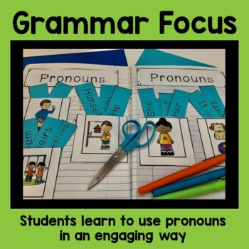 ELL Newcomer Next Steps 2 with Interactive Notebook pages